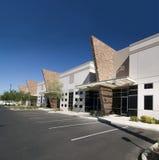 Facilidade comercial moderna da tomada de varejo Foto de Stock Royalty Free