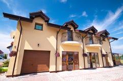 Facilidade confidencial da casa de hóspedes imagem de stock royalty free