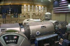 Facilidade de treinamento da NASA fotos de stock