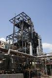 Facilidade industrial Foto de Stock Royalty Free