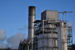 Facilidade industrial Fotos de Stock Royalty Free