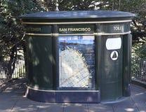 Facilidade pública do banheiro fotografia de stock royalty free