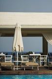 Faciliteiten voor holyday de zomer Royalty-vrije Stock Afbeelding