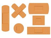 facilitez le premier plâtre médical Image stock