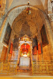 Facilities in the Holy Sepulchre Stock Photos