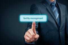 Facility management Royalty Free Stock Photos