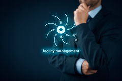 Facility management Royalty Free Stock Images
