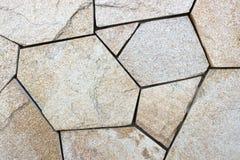 Facing brick travertine marble. Facing brick travertine white marble Stock Images