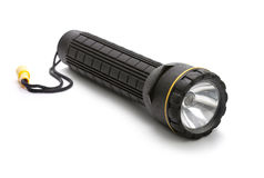 Taschenlampen-Fackel Lizenzfreies Stockbild
