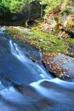 Facklig flodklyfta Michigan Arkivfoton