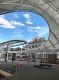 Facklig station i Denver royaltyfri foto