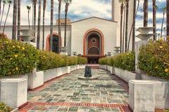 Facklig station, Los Angeles Fotografering för Bildbyråer