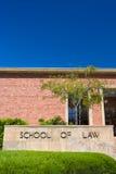 Facoltà di diritto del UCLA sulla città universitaria del UCLA Fotografia Stock