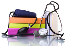 Facoltà di Medicina Fotografie Stock