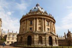 Facoltà teologica nel XV secolo di Oxford fotografia stock