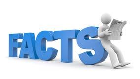 Fact Fotografia Stock
