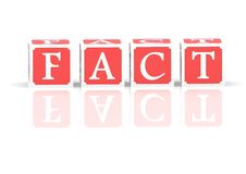 Fact Stock Photography