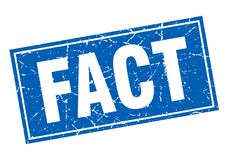 fact stamp vector illustration