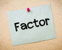 Factor Stock Photos