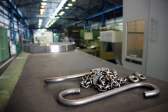 In factory Stock Photo