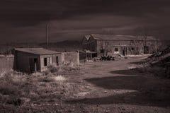Factory abandoned Stock Photos
