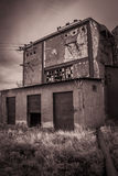Factory  abandoned Royalty Free Stock Photo