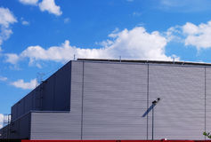 Factory building Stock Photo