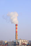 Factory chimney Stock Photo