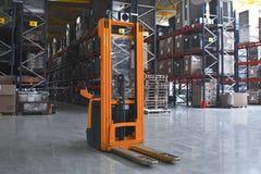 Factory Depot Stock Photo