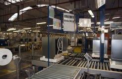 Factory - Dishwasher Production Royalty Free Stock Images
