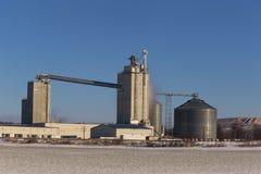 Factory farming facility Stock Photos