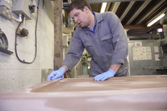 Free Factory Floor Worker Royalty Free Stock Photos - 14220028