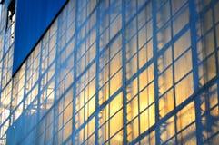 Factory hall facade Royalty Free Stock Photography