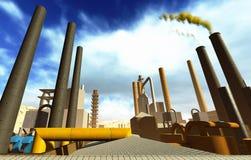 Factory In Iran Stock Photos