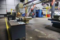 Factory indoor Stock Image