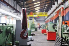 Factory indoor Royalty Free Stock Images