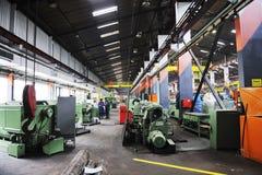 Factory indoor Stock Photography