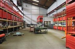 Factory indoor Stock Photos