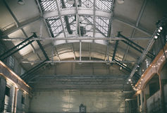 Factory interior. Stock Photos
