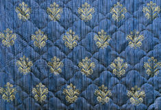 Factory made quilt or patchwork background Stock Image