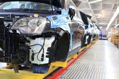 Factory manufacturing. Car factory manufacturing, Kaliningrad, Russia stock image