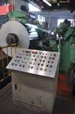 Factory molding machine Stock Photo