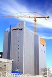 Factory Mondi in city Ruzomberok, Slovakia Stock Photos