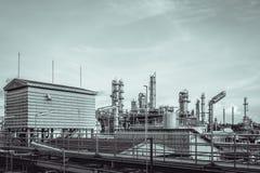 Factories Stock Image