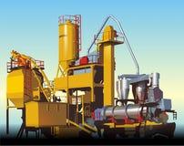 Factory, Plant Stock Photo