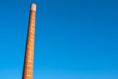 Factory plant industry chimney Royalty Free Stock Photography
