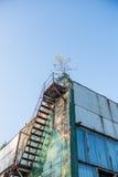Factory in Pripyat Royalty Free Stock Photos
