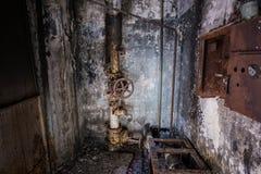 Factory in Pripyat Stock Photos