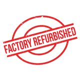 Factory Refurbished  rubber stamp Royalty Free Stock Photography