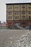Factory ruin Stock Image